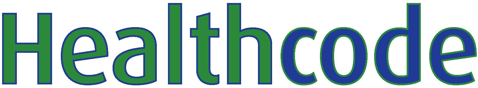 healthcode-logo website